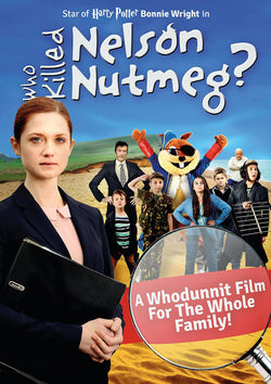 Who Killed Nelson Nutmeg? (DVD)