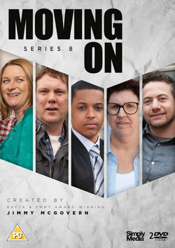 Moving On Series 8 (DVD)