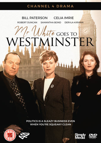 Mr. White Goes to Westminster (DVD)