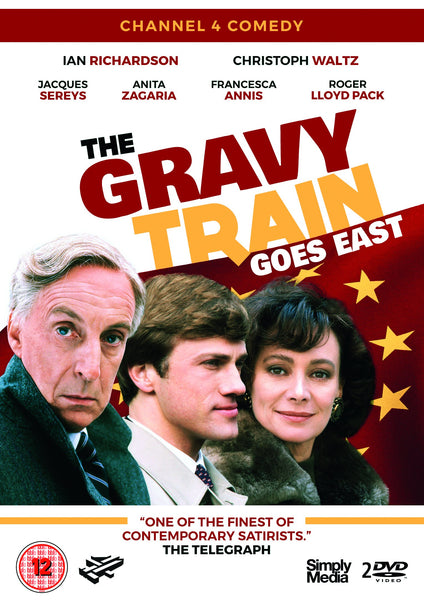 The Gravy Train Goes East : Complete Miniseries (DVD)