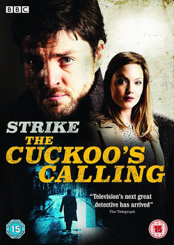 Strike: The Cuckoos Calling (DVD).CoverIMG