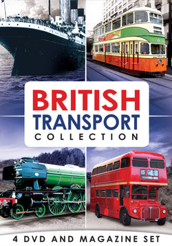 British Transport Collection (DVD+MAGAZINE)