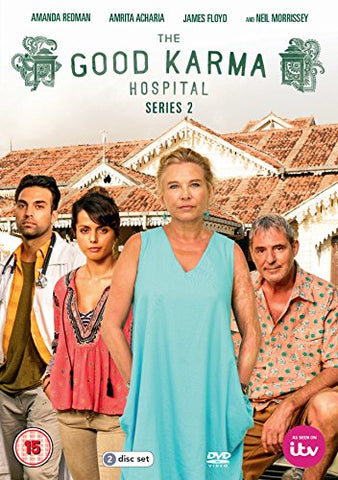 The Good Karma Hospital Series 2 (DVD)