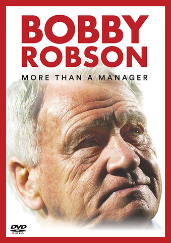 Bobby Robson: More than a Manager (DVD)