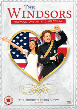The Windsors Wedding Special (DVD)