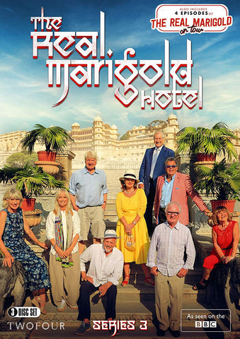 Real Marigold Hotel Series 3 (DVD)