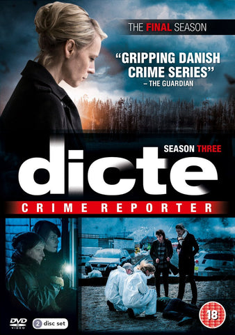 Dicte Crime Reporter Series 3 (DVD)