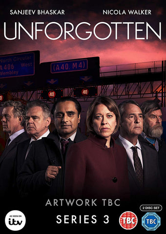 Unforgotten Series 3 (DVD)