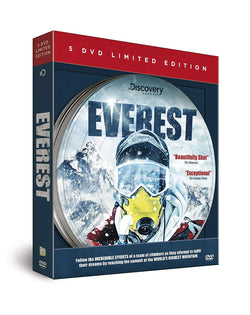 Everest 5 Disc Limited Edition Tin Set (DVD)