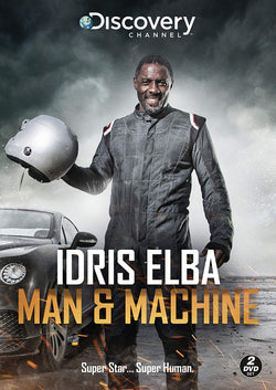 Idris Elba - Man & Machines  (DVD)