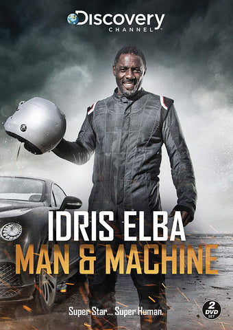 Idris Elba - Man & Machines(DVD)