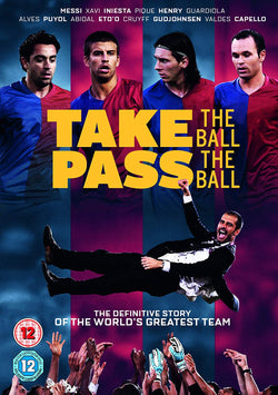 Barca - Take the Ball, Pass the Ball (DVD)