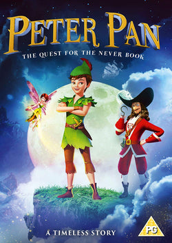 Peter Pan: The Quest for the Neverbook (DVD)