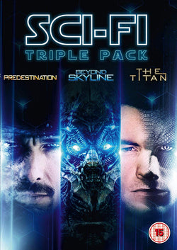 Sci-Fi Triple Pack Box Set (DVD)