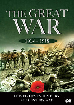 The Great War 1914-1918 (DVD)
