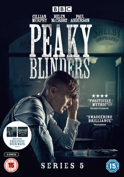 Peaky Blinders Series 5 (DVD)