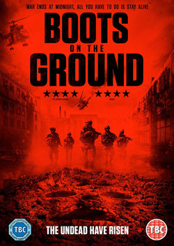Boots on the Ground (DVD)