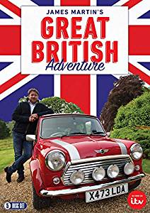 James Martin's British Adventure (DVD)