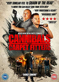 Cannibals and Carpet Fitters (DVD)