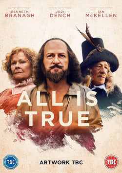 All Is True (DVD)