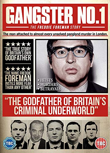 Gangster No.1 - The Freddie Forman Story (DVD)