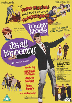 It's All Happening (DVD)