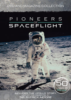 Pioneers Of Space (DVD+BOOK)