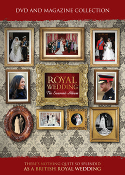 Royal Weddings (DVD+BOOK)