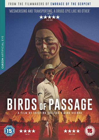 Birds of Passage (DVD)