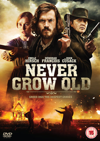 Never Grow Old (DVD)