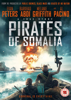 Pirates Of Somalia (DVD)