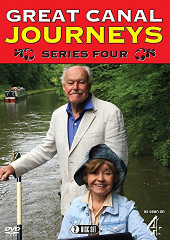 Great Canal Journeys - Series Four (DVD)