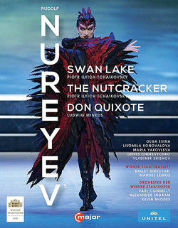 Nureyev - Box Set (DVD)