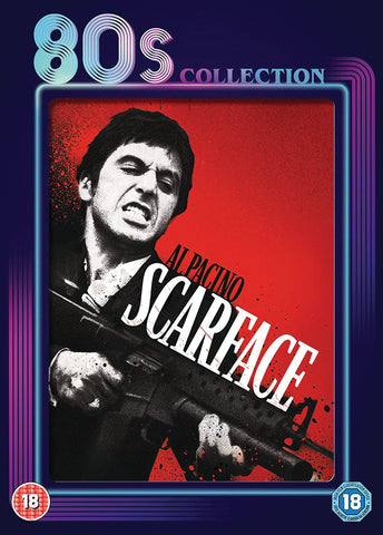 Scarface - 80s Collection (DVD)