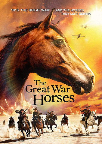 Great War Horses The Fate of 1918 (DVD)