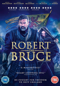 Robert The Bruce (DVD)
