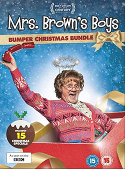 Mrs Brown's Boys Bumper Christmas Bundle Boxset (DVD)