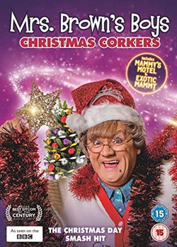 Mrs Brown's Boys: Christmas Corkers (DVD)