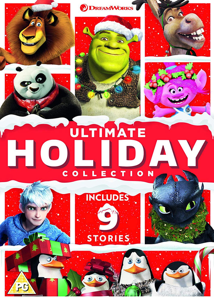 Ultimate Christmas Collection: Dreamworks Ultimate Holiday Collection (DVD)