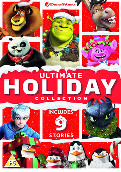 Dreamworks Ultimate Holiday Collection (DVD)