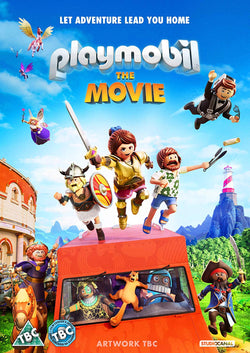 Playmobil: The Movie (DVD)