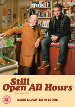 Still Open All Hours Series 6 (DVD)