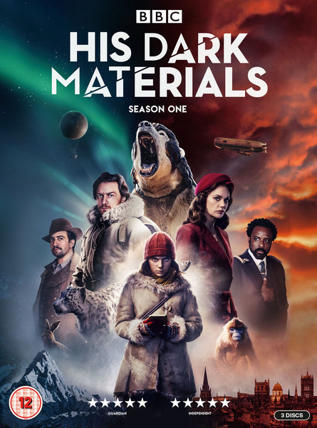 His Dark Materials (DVD)