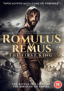 Romulus v. Remus: The First King (DVD)