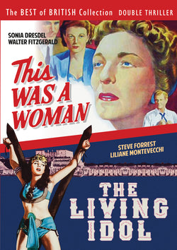 Thriller Double Bill (This Was a Woman, The Living Idol) (DVD)
