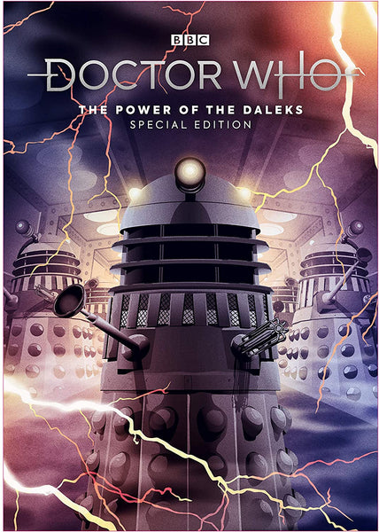 Doctor Who - The Power of the Daleks Special Edition (DVD)
