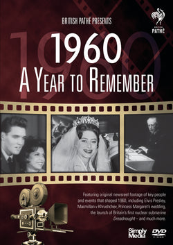 A Year to Remember 1960 (DVD)