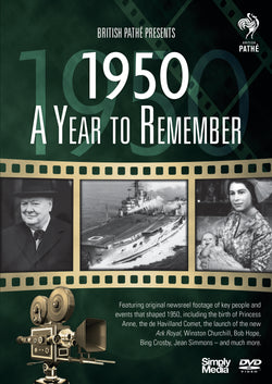 A Year to Remember 1950 (DVD)