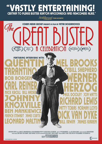The Great Buster - A Celebration (DVD)