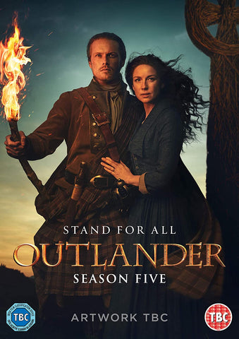 Outlander Series 5 (DVD)